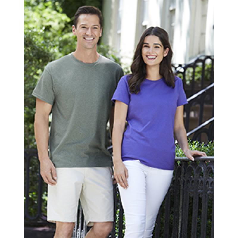 907827167 Gildan Youth & Adult Heavy Cotton™ 5.3 oz. T-Shirt Max L. Cowen's ...