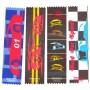 Cool Car Satin Ribbon Bookmarks