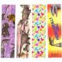 Dinosaur Satin Ribbon Bookmarks