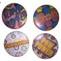 PawSome Locker Magnets