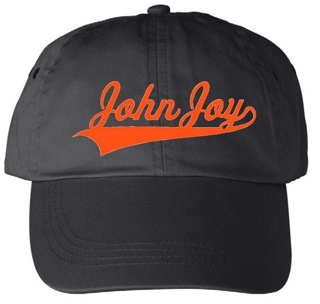 John Joy Swoosh Cap