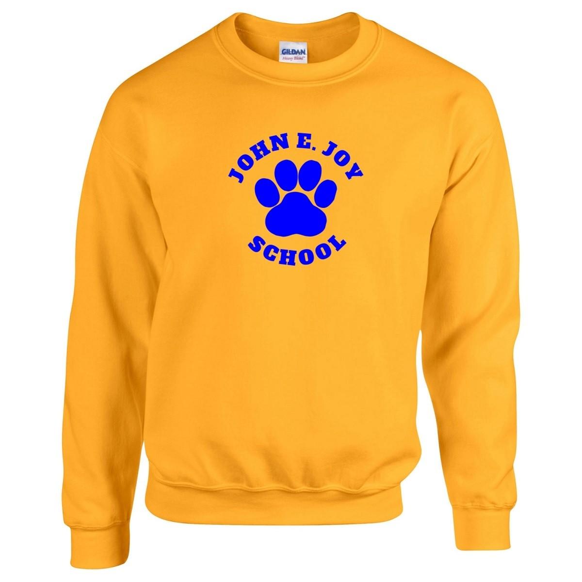 John Joy Paw Print Sweatshirt