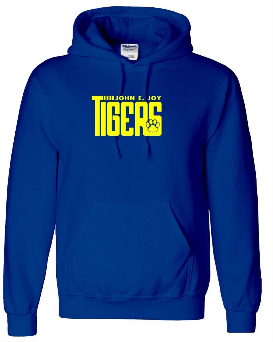 John Joy Tigers Hoodies