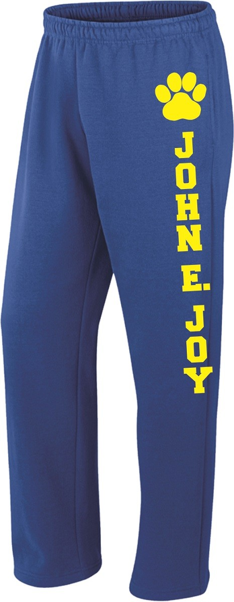 John Joy Open Bottom Sweatpants