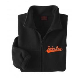 John Joy Swoosh Full Zip Fleece