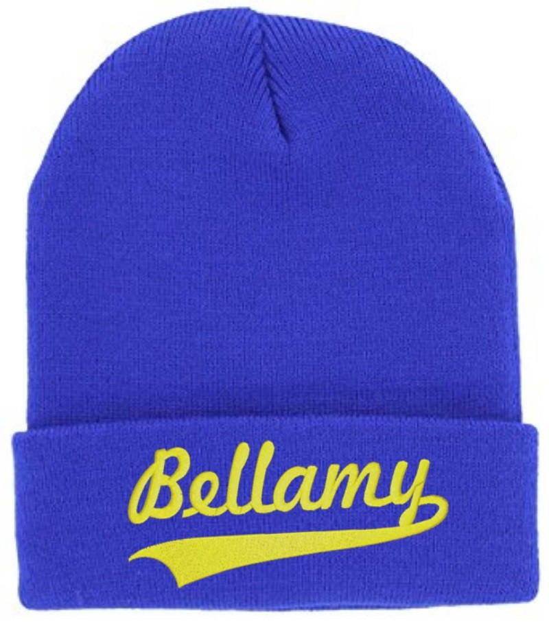 Bellamy Swoosh Beanie