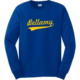Bellamy Long Sleeve Swoosh T-Shirts