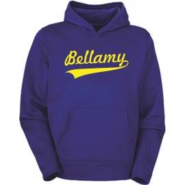 Bellamy Swoosh Pullover Hoodies