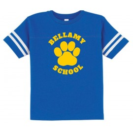 Bellamy Paw Two Stripe Jersey