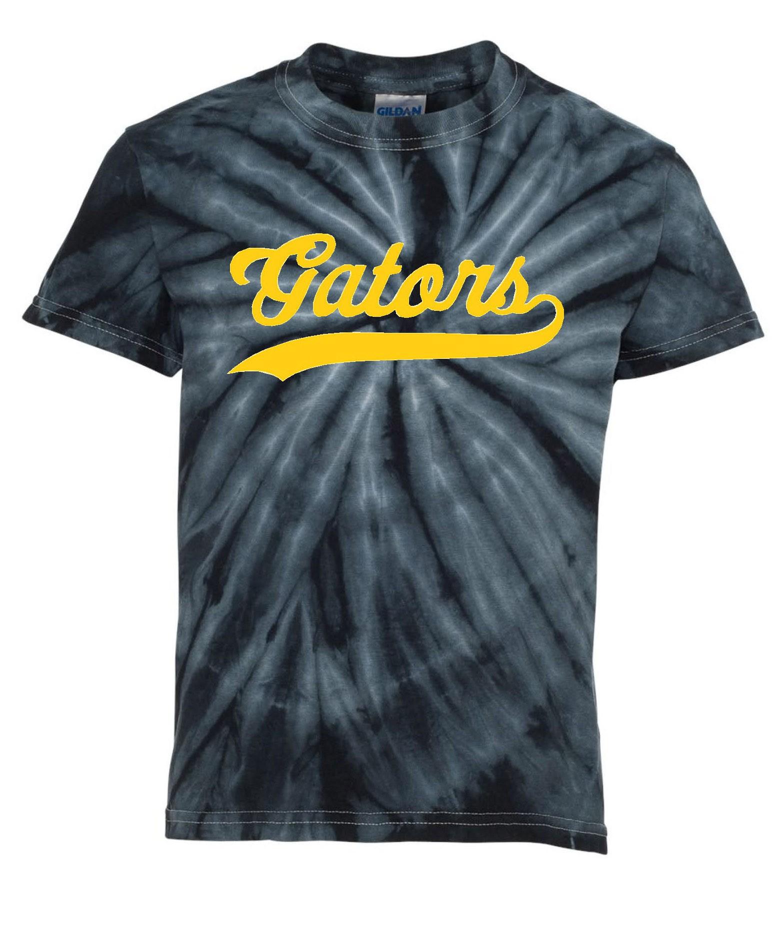 Albany Gators Tye Dye T-Shirts