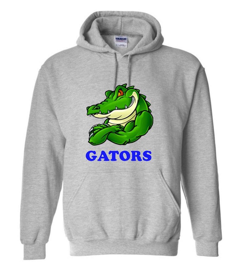 Albany Gator Guy Hoodie