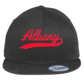 Albany Swoosh New Era Snapback Cpas