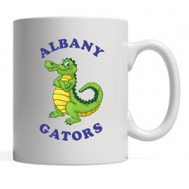 Albany Stand Up Gator Coffee Mug