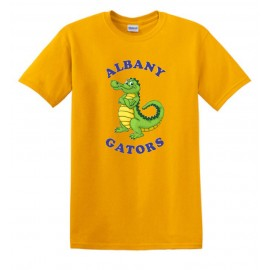 Albany Stand Up Gator T-Shirt