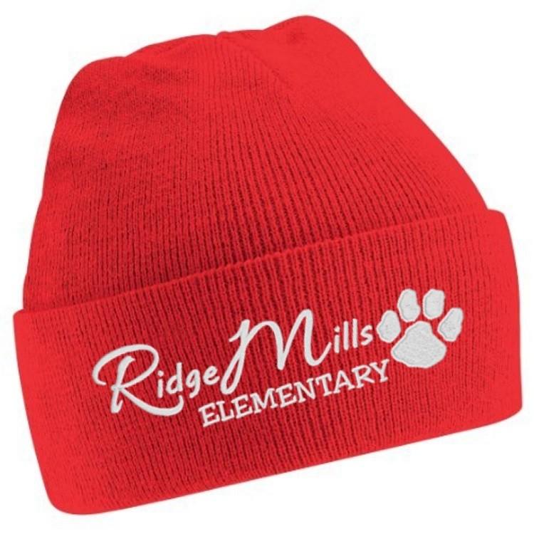 Ridge Mills Paw Beanie