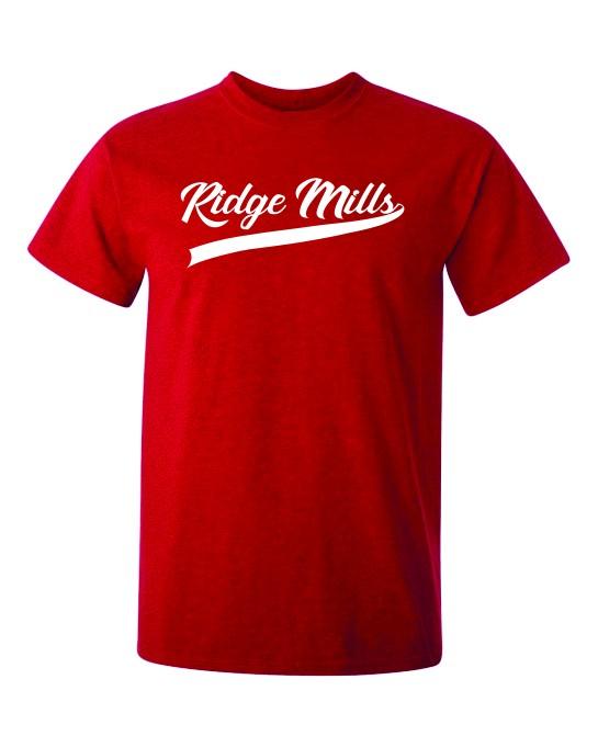 Ridge Mills Swoosh T-Shirts