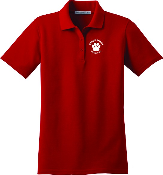 Ridge Mills Dryblend Polo Shirt
