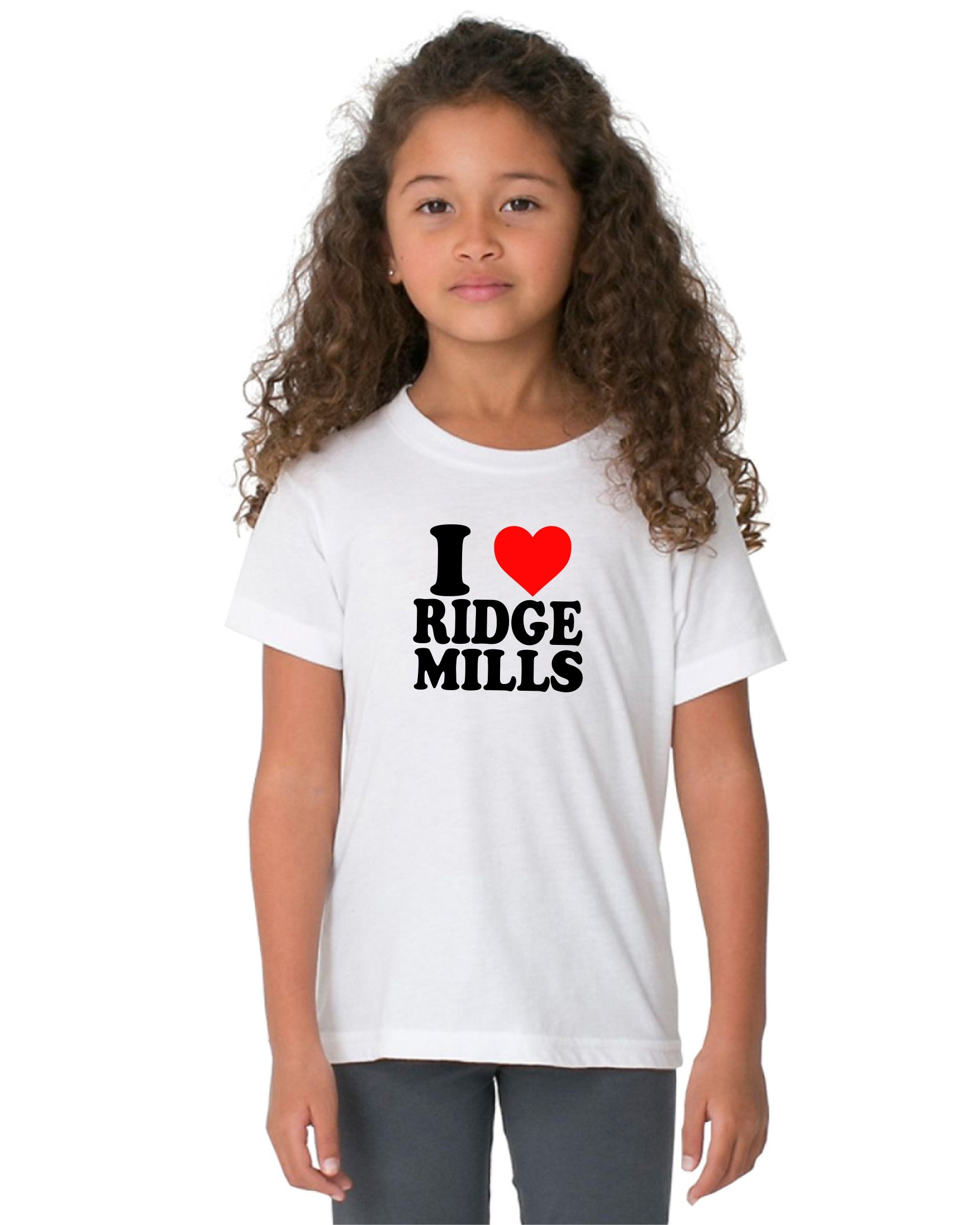 I Love Ridge Mills T-Shirts