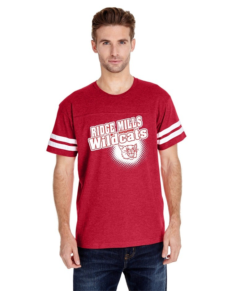 Ridge Mills Wildcats Two Stripe Jerseys