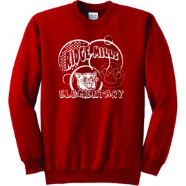 Ridge Mills Elementary  Fleece Sweatshirt