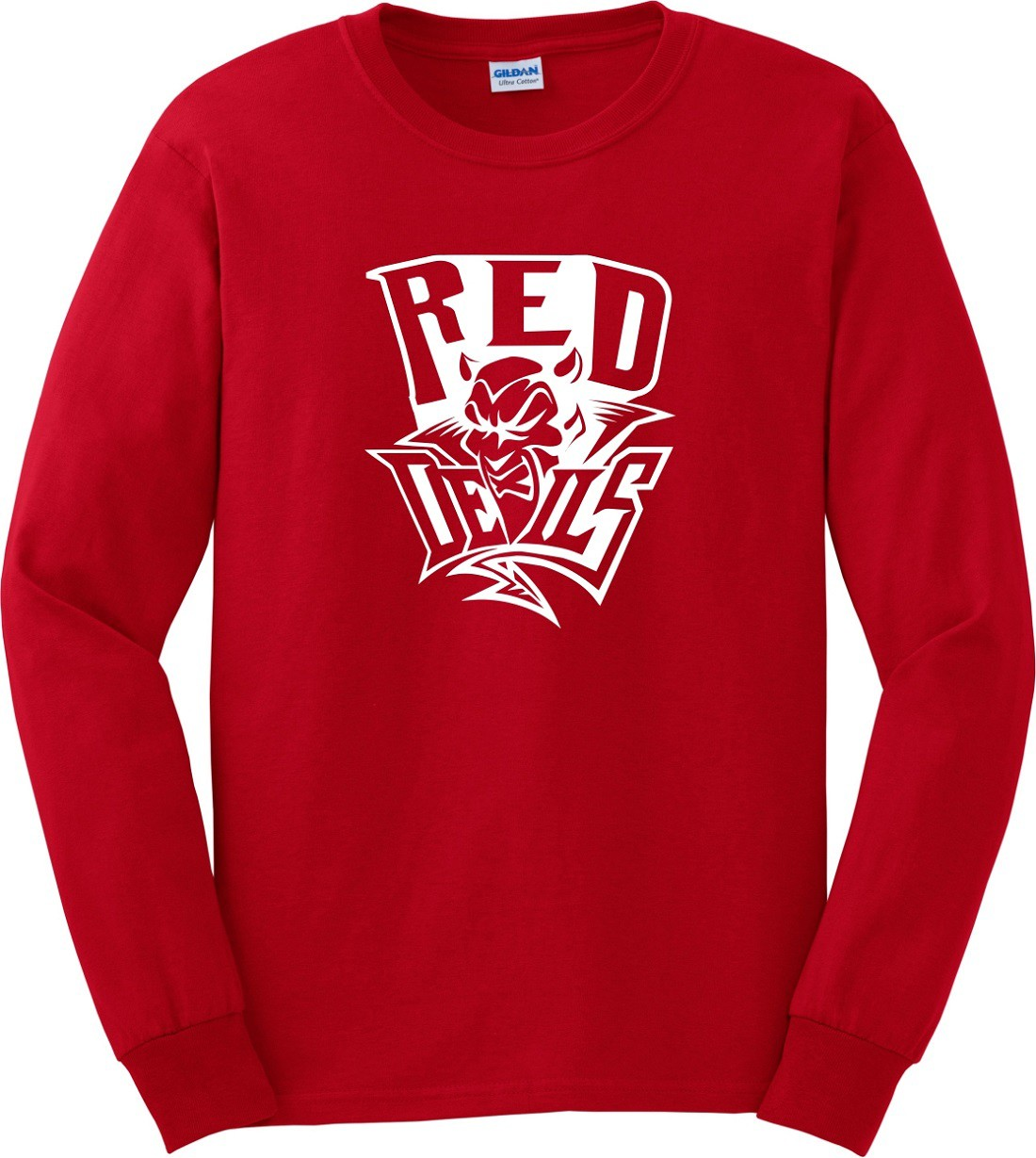 VVS Red Devils Long Sleeve Tee