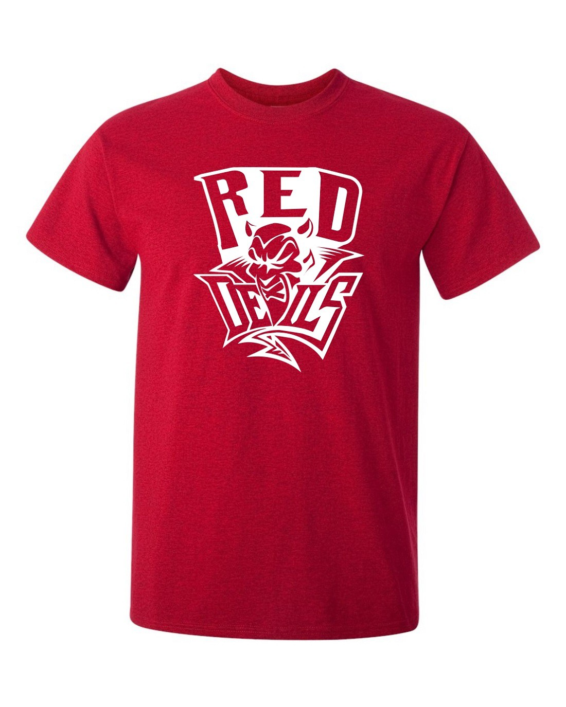 VVS Red Devils 100% Cotton T-Shirts