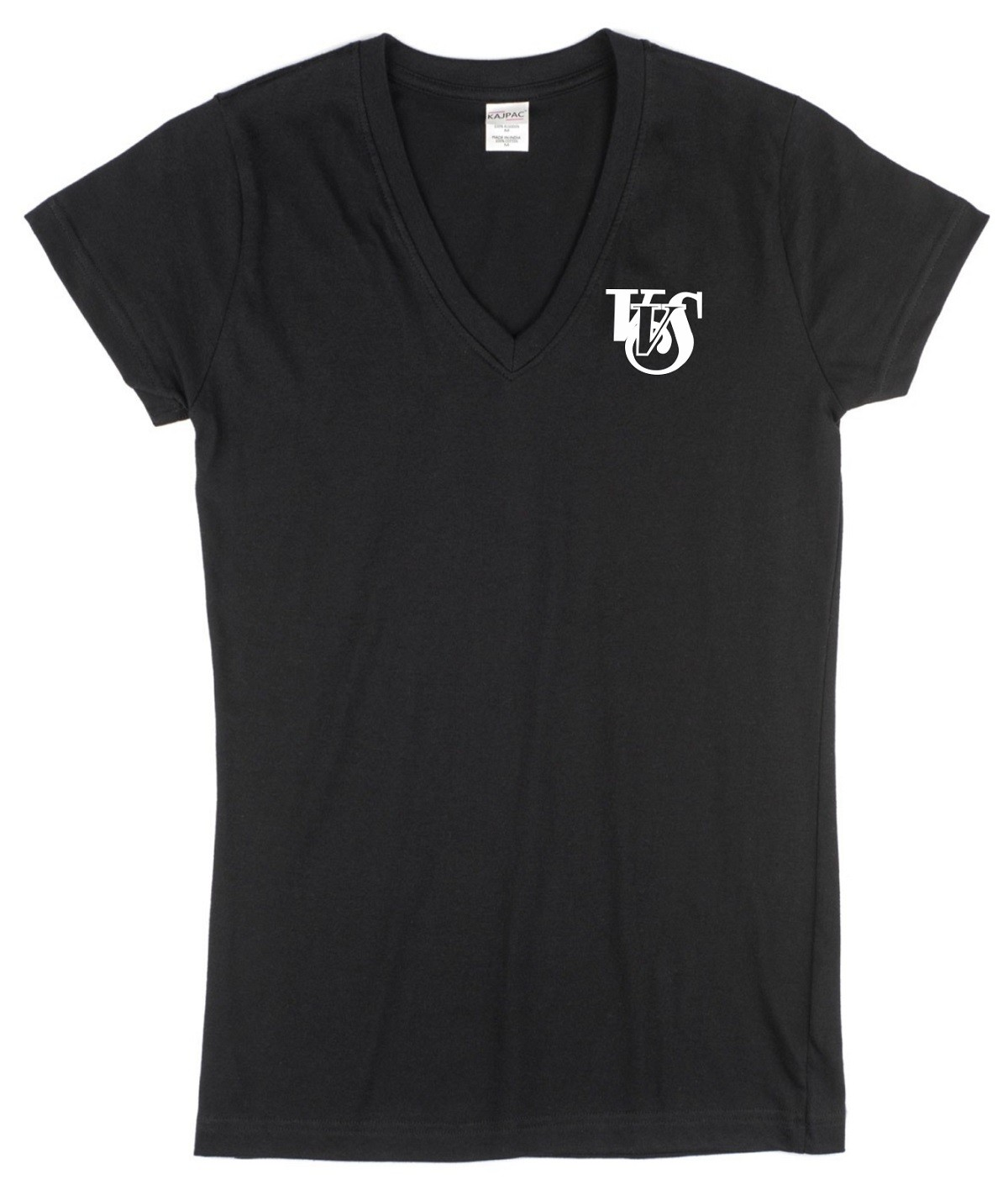 VVS Ladies Moisture Wicking V Neck T-Shirt