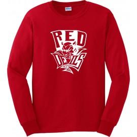 VVS Red Devils Long Sleeve Tee