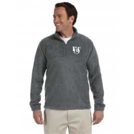 VVS Quarter Zip Fleece Pullover