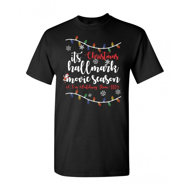 Hallmark 100 Preshrunk Cotton Tees