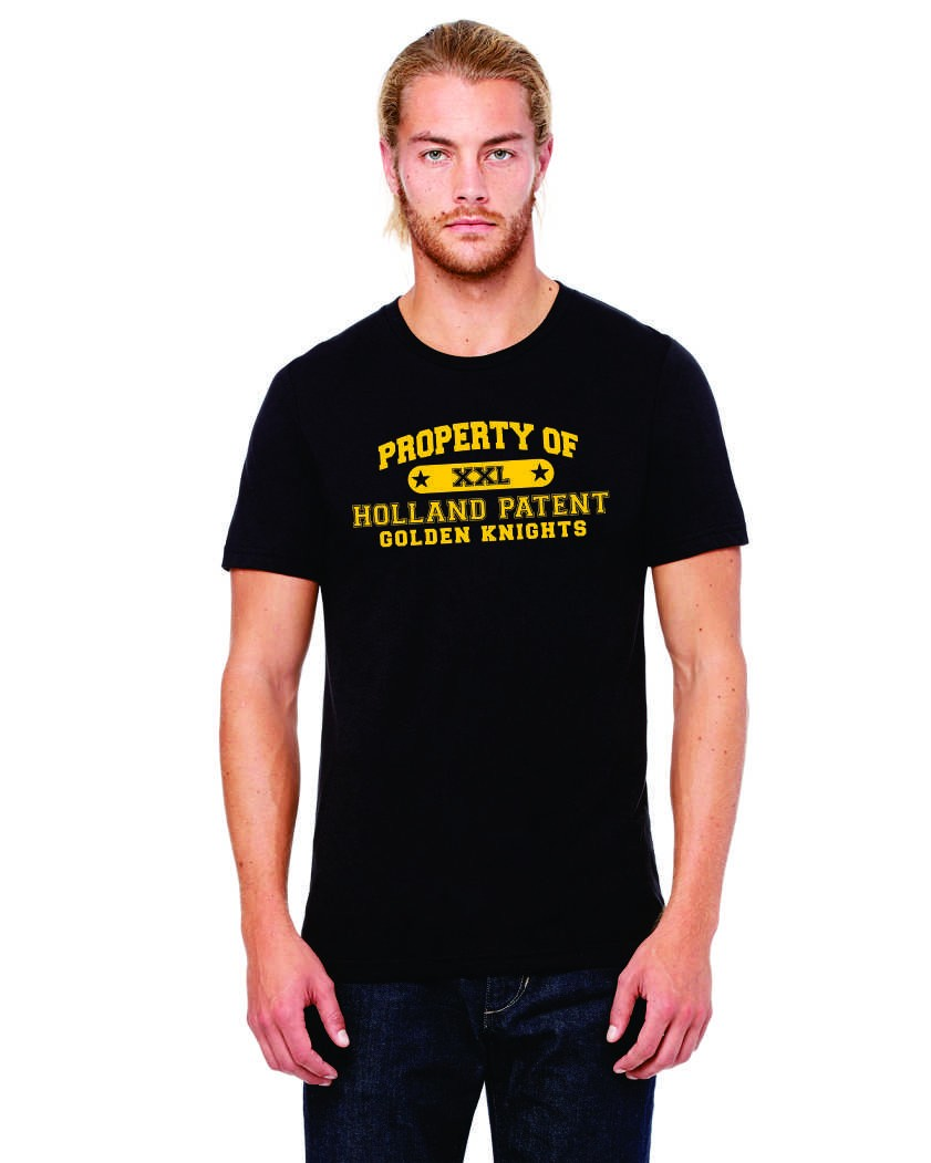Property Of Holland Patent Bella + Canvas Tee