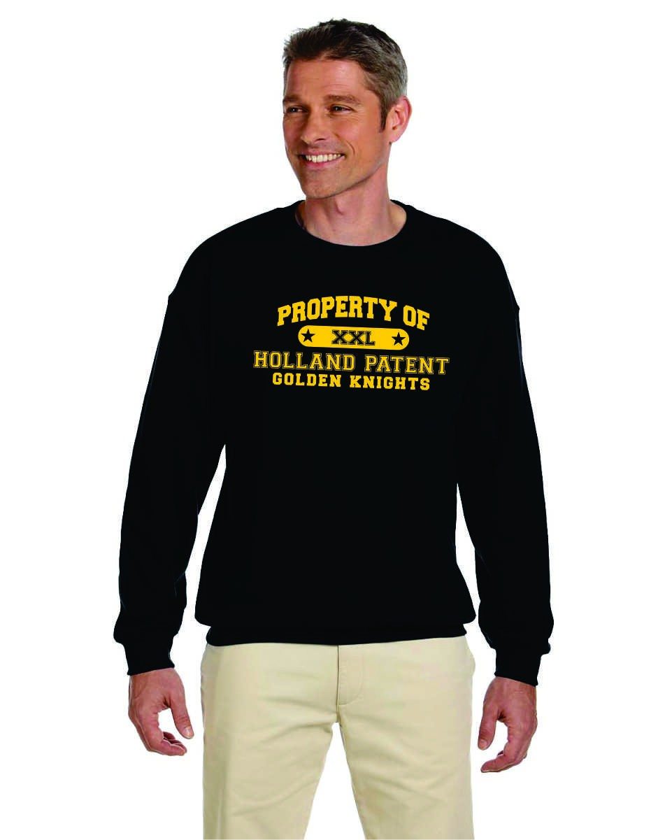 Property Of Holland Patent Sweatshirt