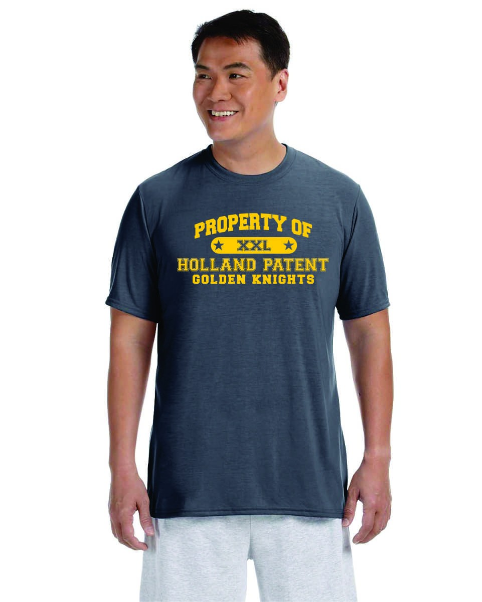 Property Of Holland Patent Moisture-Wicking Tee