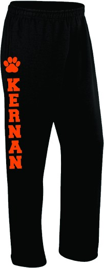 Kernan Open Bottom Sweatpants