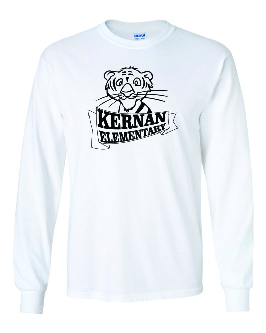 Kernan Tigers Long Sleeve Tee