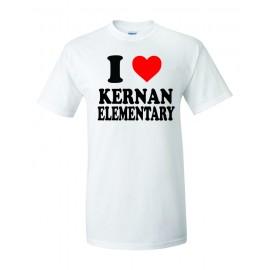 I Heart Kernan Elem. Tee