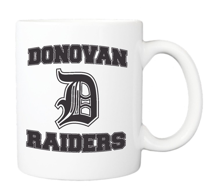 Donovan Coffee Mug