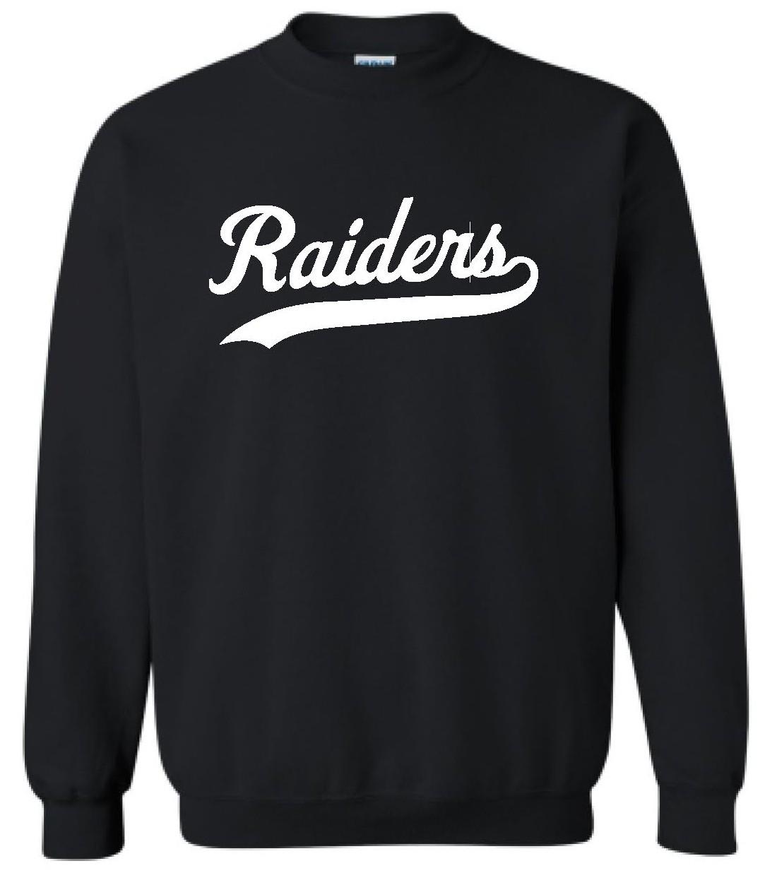 Raiders Gildan Heavy Blend Sweatshirt