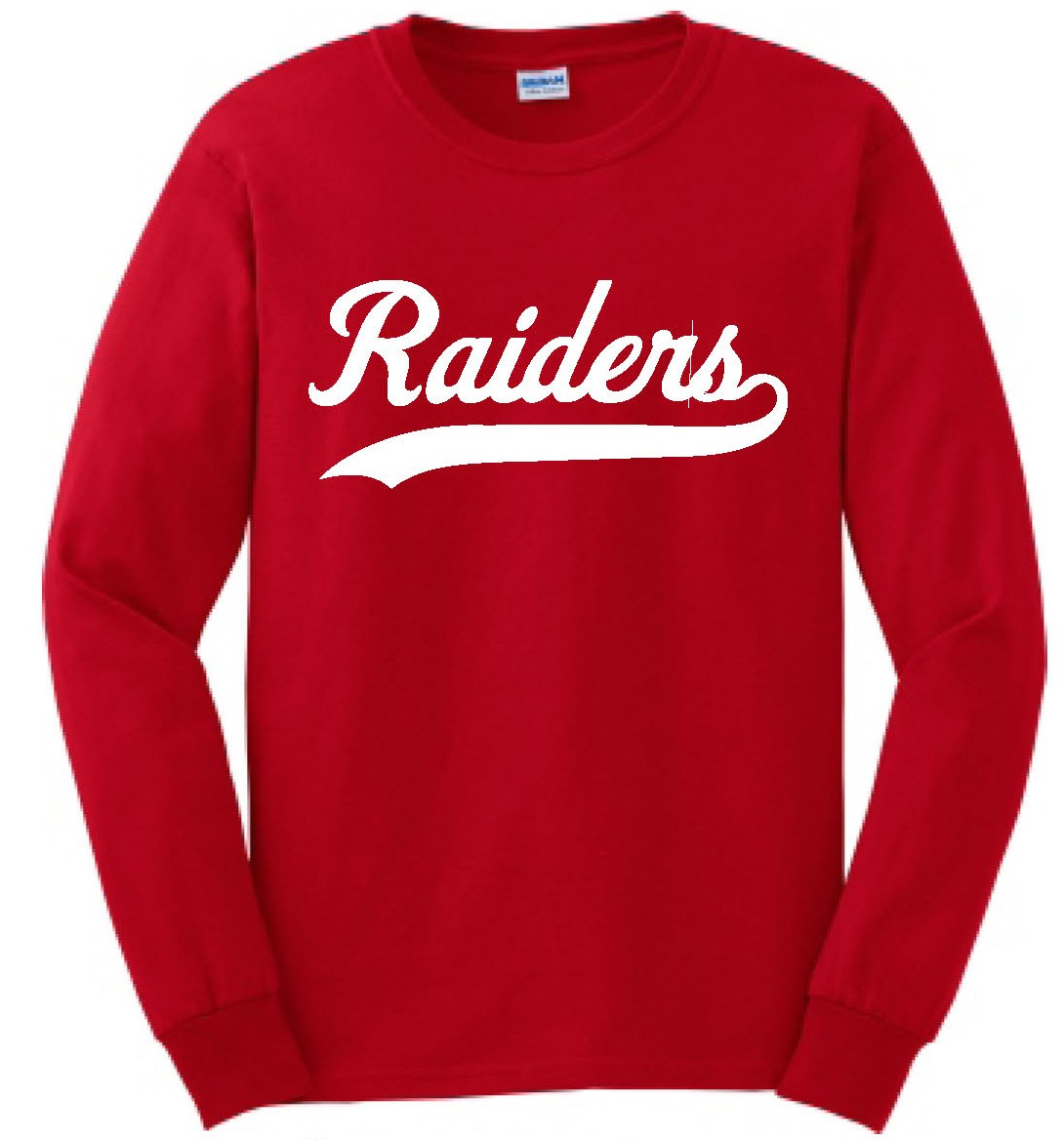 Raiders Bella-Canvas Long Sleeve Tee