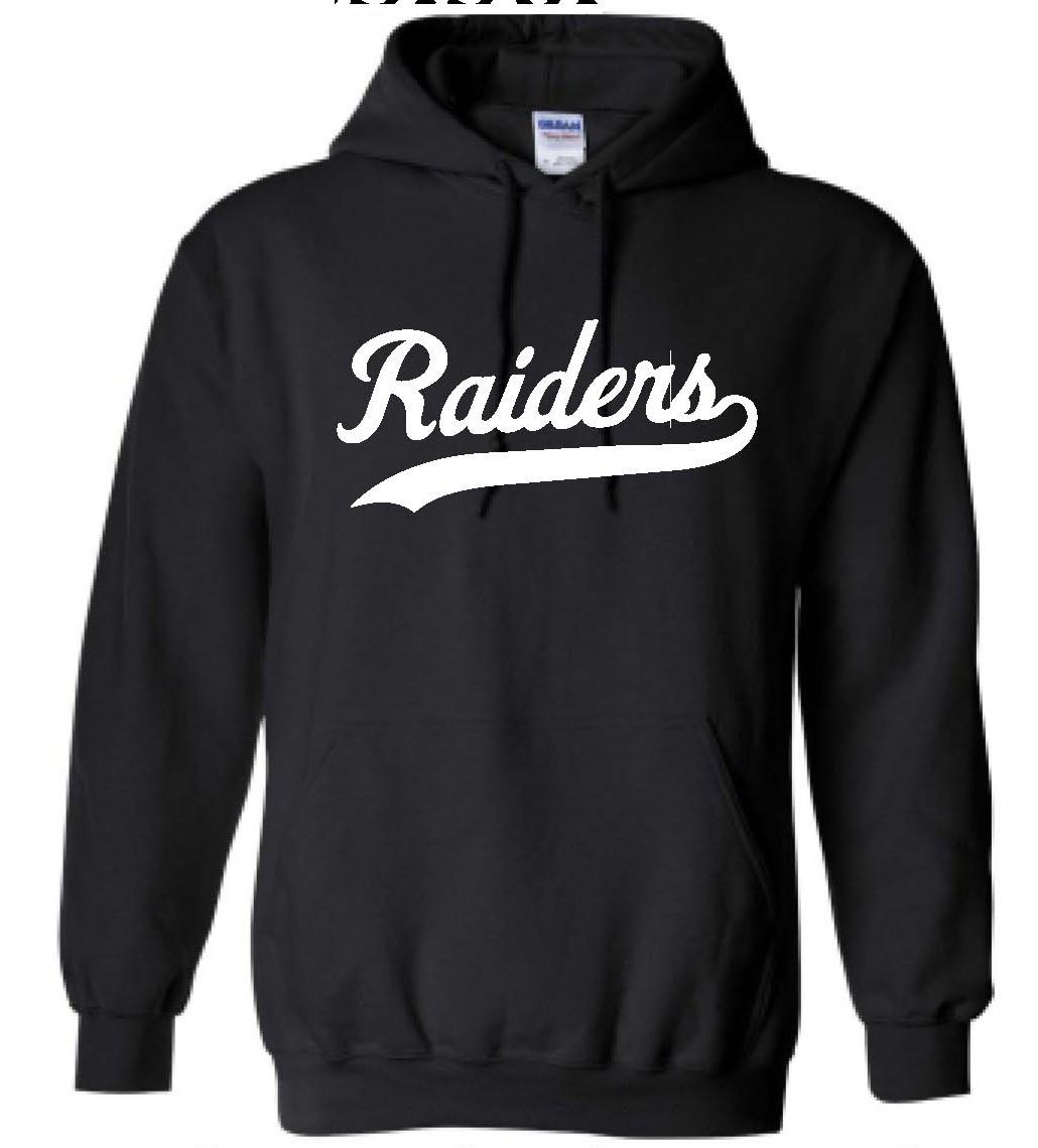 Raiders Bella-Canvas Hoodie