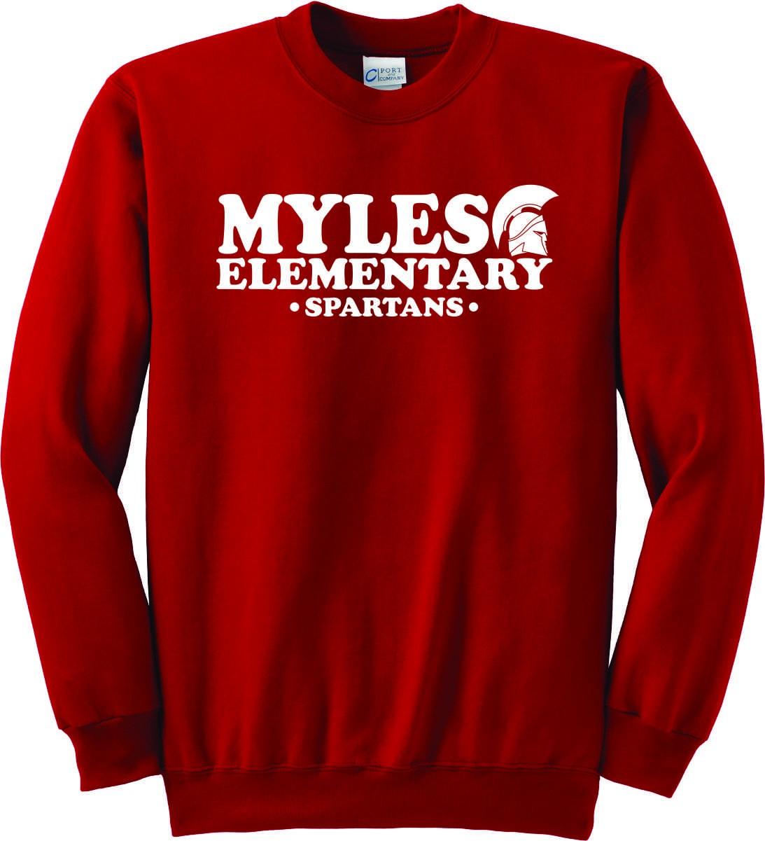 Myles Elementary Sweatshirt