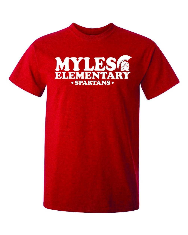 Myles Elementary T-Shirt
