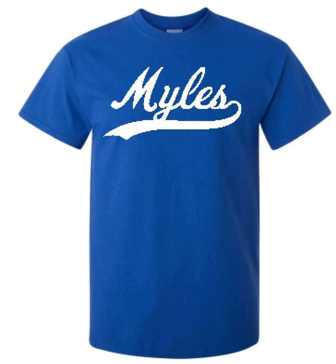 Myles Swoosh T-Shirt