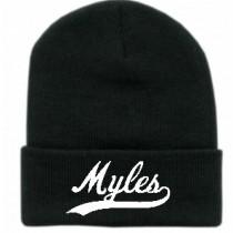 Myles Swoosh Beanies