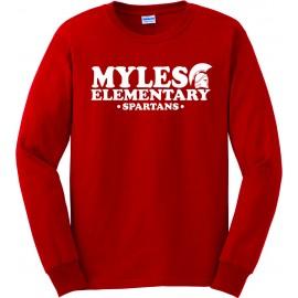 Myles Elementary Long Sleeve Tee