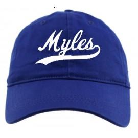 Myles Swoosh Caps