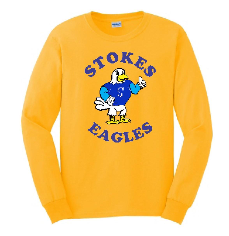 Stokes Eagles Long Sleeve Tees