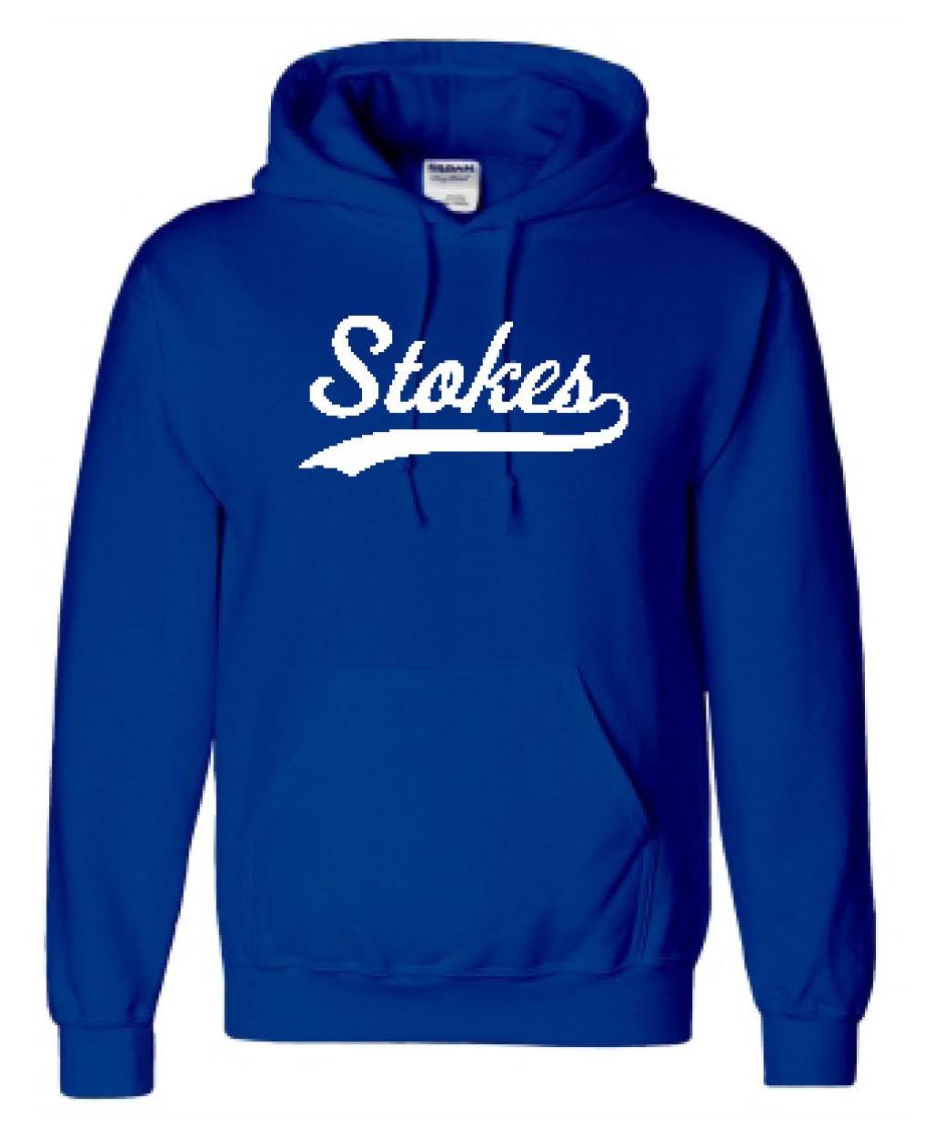 Stokes Swoosh Pullover Hoodies