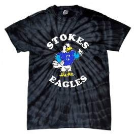 Stokes Eagles Tye Dye Shirts