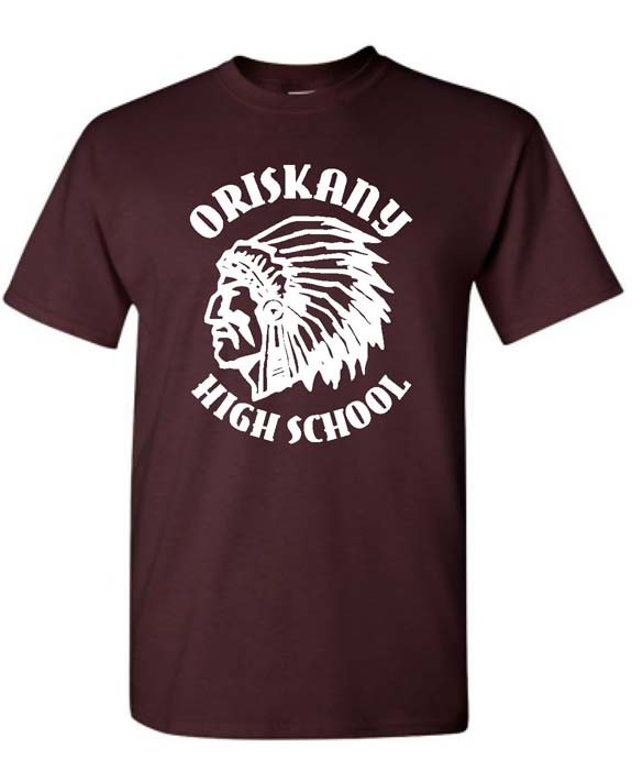 Oriskany Bella Canvas Tee